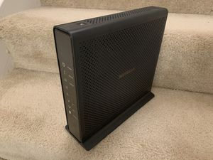 Netgear Nighthawk AC1900 Modem Router Voice for Sale in Denver, CO