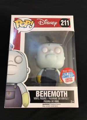 Funko Pop The Nightmare Before Christmas Behemoth NYCC 2016 for Sale in Santa Ana, CA