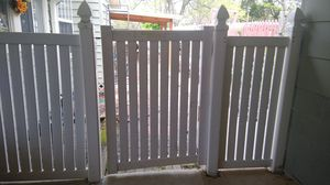 Vinly gate/Side Panels for Sale in KIMBERLIN HGT, TN