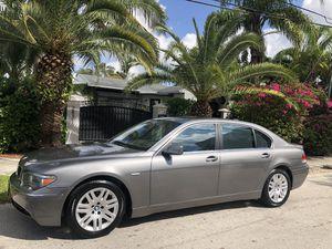 2004 BMW 745LI for Sale in Miami, FL