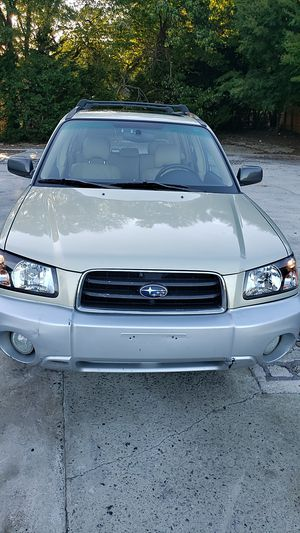 2005 Subaru Forester for Sale in Lithia Springs, GA