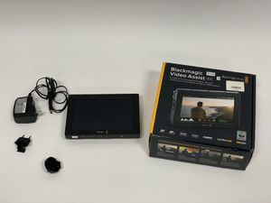 "Blackmagic Video Assist 7"" for Sale in Dallas, TX"