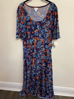 Brand New lularoe Ana maxi Dress 2x A-line Style for Sale in Muncy,  PA