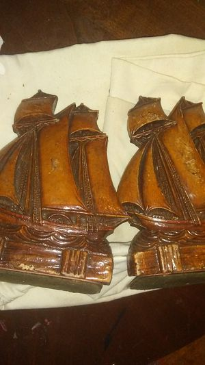 Vintage old bookends for Sale in Avon, IN