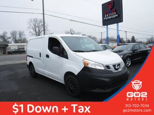 2017 Nissan NV200 Compact Cargo for Sale in Detroit, MI