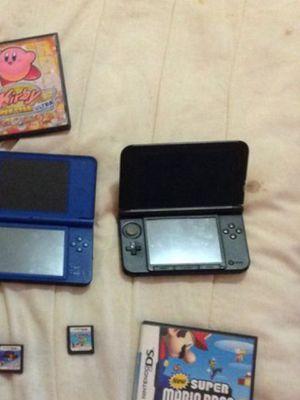 Nintendo 3DS Black Hacked for Sale in Wildomar, CA