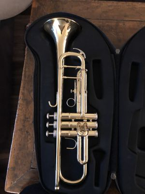 Borg Trumpet w case. Student beginner High school for Sale in Sunnyvale, CA