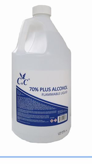 Alcohol 70% 1 Gallon Special price. Limited time ONLY!! for Sale in The Bronx, NY
