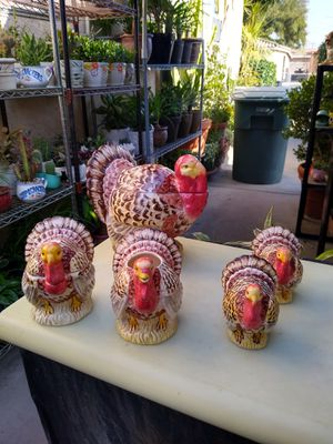 TURKEY SET for Sale in Paramount, CA