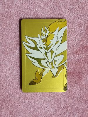 Pokemon Sword and Shield Gold Steelbook ONLY for Sale in Lakewood, CA