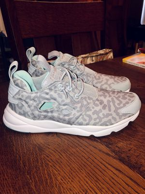 Reebok Women's SIZE 7 Furylite 3D Ultralite Leopard Print Running Shoes (BRAND NEW!) for Sale in St. Louis, MO