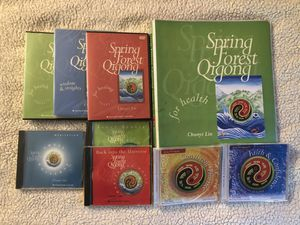 Spring forest Qigong for Sale in Elizabethton, TN