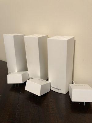 Linksys Velop 3 pack for Sale in Philadelphia, PA