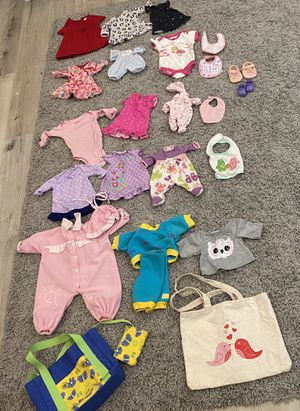 Doll clothes for Sale in Pomona, CA