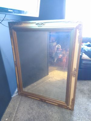 Huge antique mirror for Sale in Los Angeles, CA