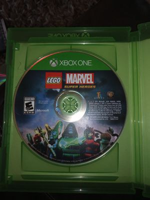 Lego marvel and DC games (can be sold separately or all together) for Sale in Atlanta, GA