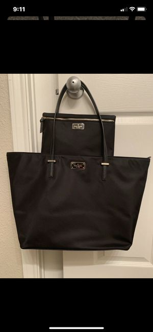 Kate Spade Tote & Make-up bag for Sale in Garland, TX