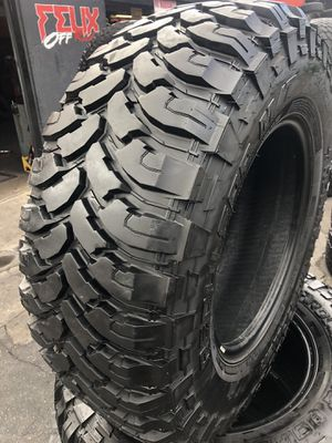 285/70/17 RBP mud terrain tires (4 for $300) for Sale in Whittier, CA