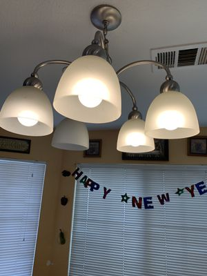 chandelier/ hanging lamp for Sale in Fontana, CA