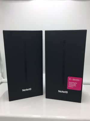 Samsung Galaxy Note 10 for Sale in La Habra, CA