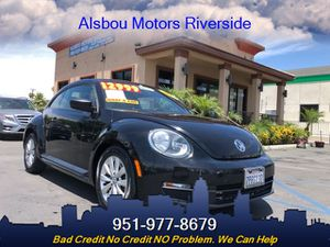 2015 Volkswagen Beetle-Classic 1.8T Entry PZEV for Sale in Riverside, CA