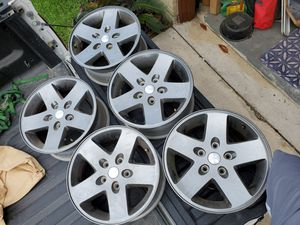 Jeep wheels for Sale in Spring, TX