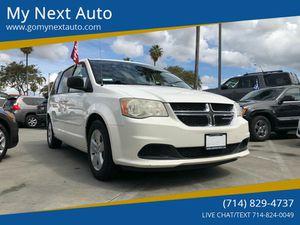 2013 Dodge Grand Caravan for Sale in Anaheim, CA