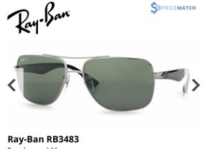 RayBan RB3483 Sunglasses for Sale in Santa Maria, CA