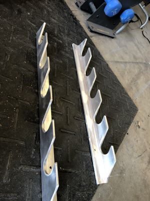 5 barbell wall rack mount for Sale in Oviedo, FL