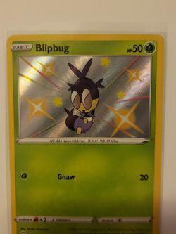 Shiny Blipbug Shining Fates for Sale in Houston,  TX