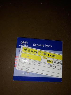 Hyundai genuine parts spark plug h188814 11051 for Sale in Phoenix, AZ