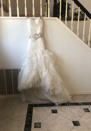Wedding dress for Sale in Escondido, CA