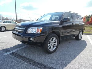2006 Toyota Highlander Hybrid for Sale in Rockville, MD