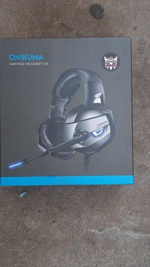 gaming headphones for Sale in Bloomington, CA
