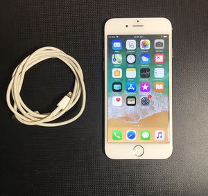 Apple iPhone 6 - 32gigs Unlocked With Charger for Sale in Houston, TX