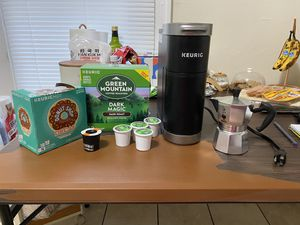 Single Serve Keurig and Coffee Supplies for Sale in Columbus, OH