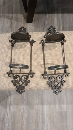 Metal wall sconces for Sale in Chesapeake,  VA