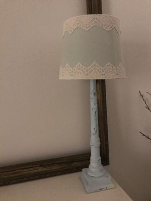 Shabby Chic Vintage Lamp for Sale in Miami, FL