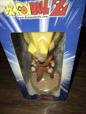 Dragon ball z ss goku collectible for Sale in El Paso, TX