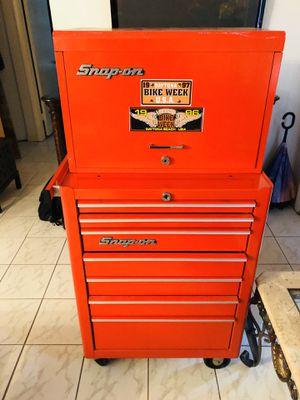 Caja de eramienta Snap on está vacía for Sale in Miami, FL