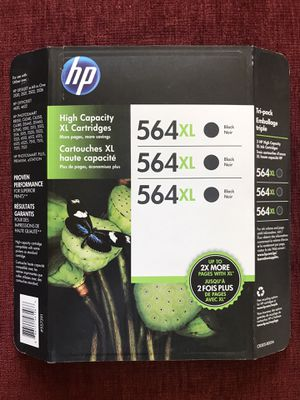hp 564XL Black Ink for Sale in Pasco, WA