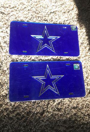 Dallas Cowboys License Plates for Sale in Long Beach, CA