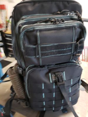 Large tactical hiking backpack for Sale in Kingsburg, CA