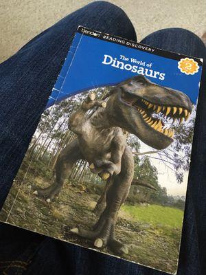 dinosaur book for Sale in Schaumburg, IL