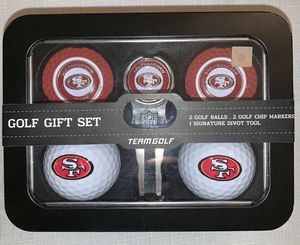San Francisco 49ers Golf Gift Set for Sale in Los Angeles, CA