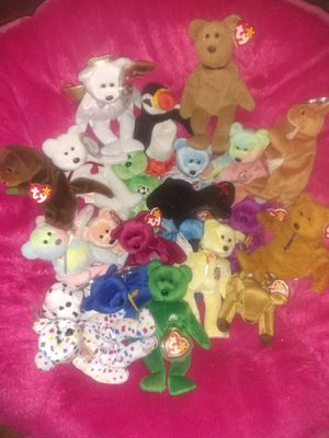 22 beanie babies for Sale in Garfield Heights, OH