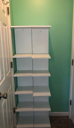 2 shelf's for Sale in Raleigh, NC