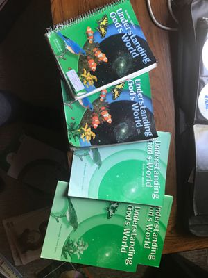 ABeka Book Understanding God's World Homeschool 4th grade for Sale for sale  Youngsville, NC