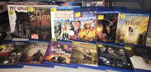 $5 Blu-ray Movies for Sale in Los Angeles, CA