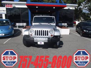 2011 Jeep Wrangler for Sale in Norfolk, VA
